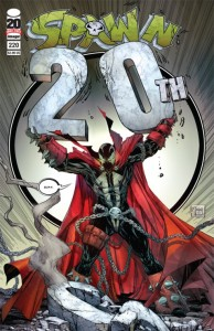Spawn's 20th anniversary issue