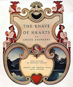 Knave of Hearts title page