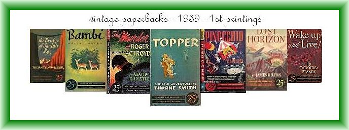 collectible Pocket Books