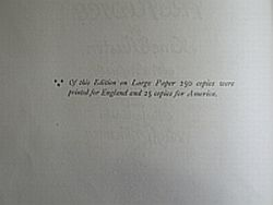 Pride and Prejudice from 1894 - Number of copied printed