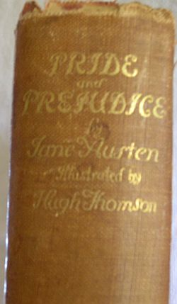 Pride and Prejudice from 1894