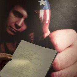 Don McLean manuscript