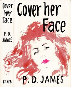 P.D James Cover Her Face