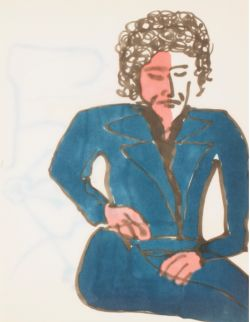 Thumbnail image for Tarantula by Bob Dylan